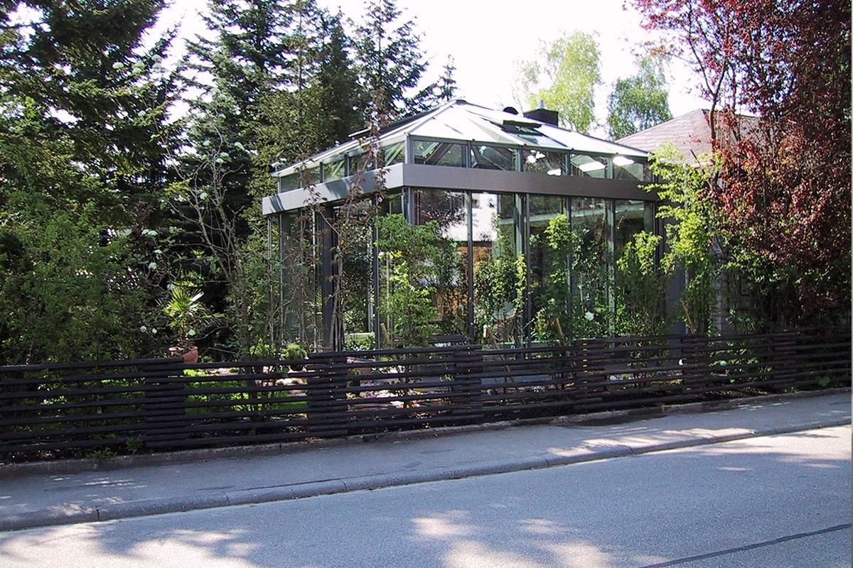 Anbau Wintergarten