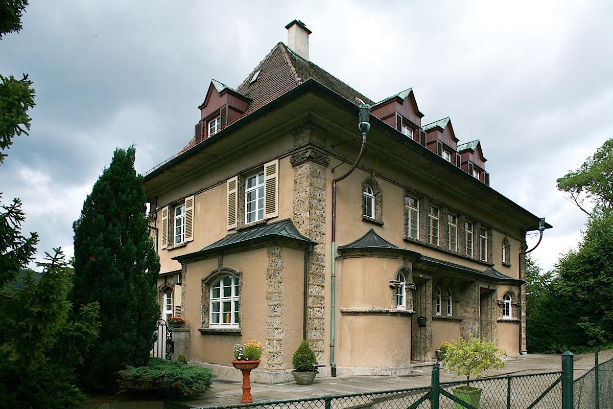 Denkmalgeschützte Villa